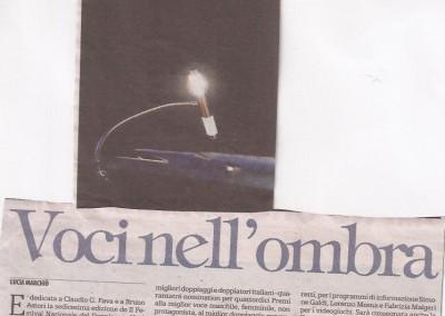 La Repubblica | domenica 18 ottobre