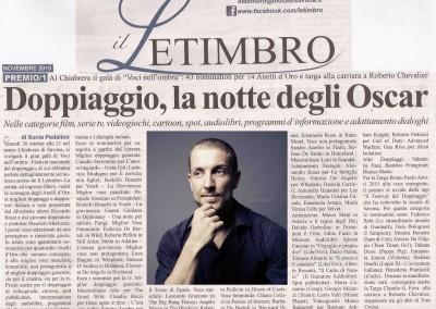 Il Letimbro | novembre 2015