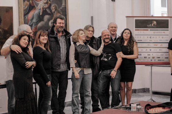 Foto Gallery spazio interviste 2015