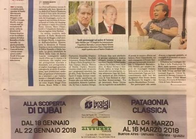 La Stampa | sabato 21 ottobre 2017