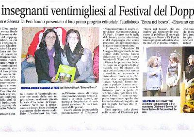 La-riviera.it | giovedì 9 novembre 2017