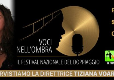 Tiziana Voarino intervistata a voci.fm