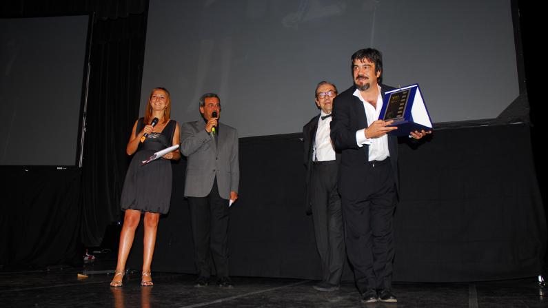Debora-Villa,-Michele-Gammino,-Claudio-G.-Fava-e-Francesco-Pannofino,-2007