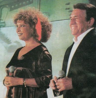 Ferruccio Amendola e Rita Savagnone