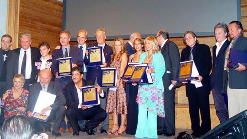 Premiazione 2005