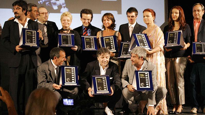 Premiazione 2007