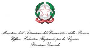 Ufficio scolastico regionale per la liguria- logo