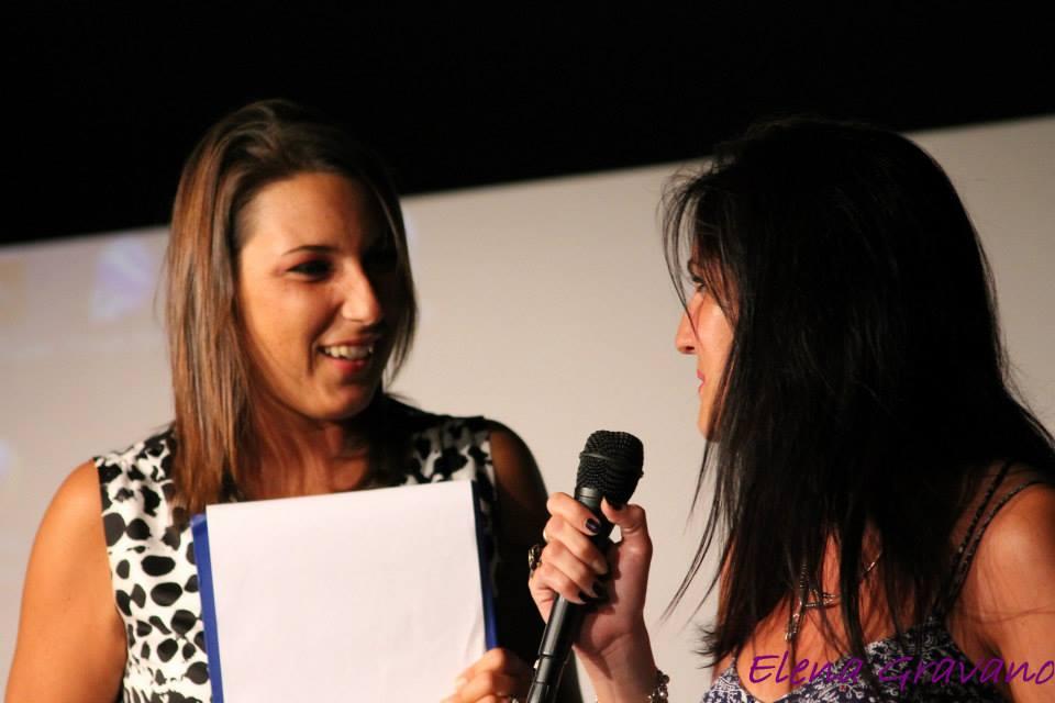 Chiara Giuria e Andrea Lisa Palmieri