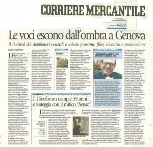 Corriere Mercantile - Ottobre 2010