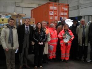 "L'Iniziativa di Aiuti Umanitari ""Operazione Stella"" 4"