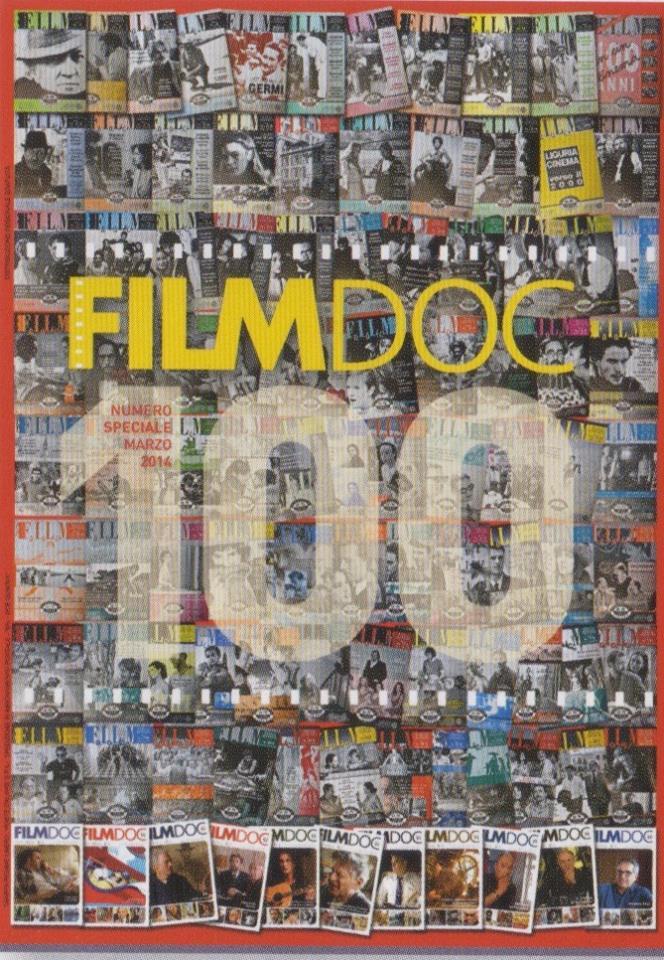 Copertina FilmDoc- numero 100