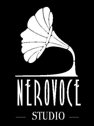 Nerovoce- logo bianco