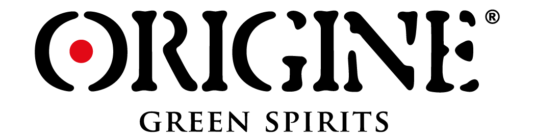Origine- logo bianco