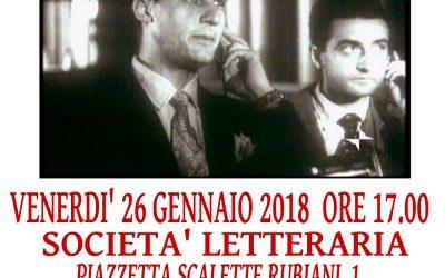 """""""Le voci del cinema a Verona"""": 6º incontro con il doppiaggio"""