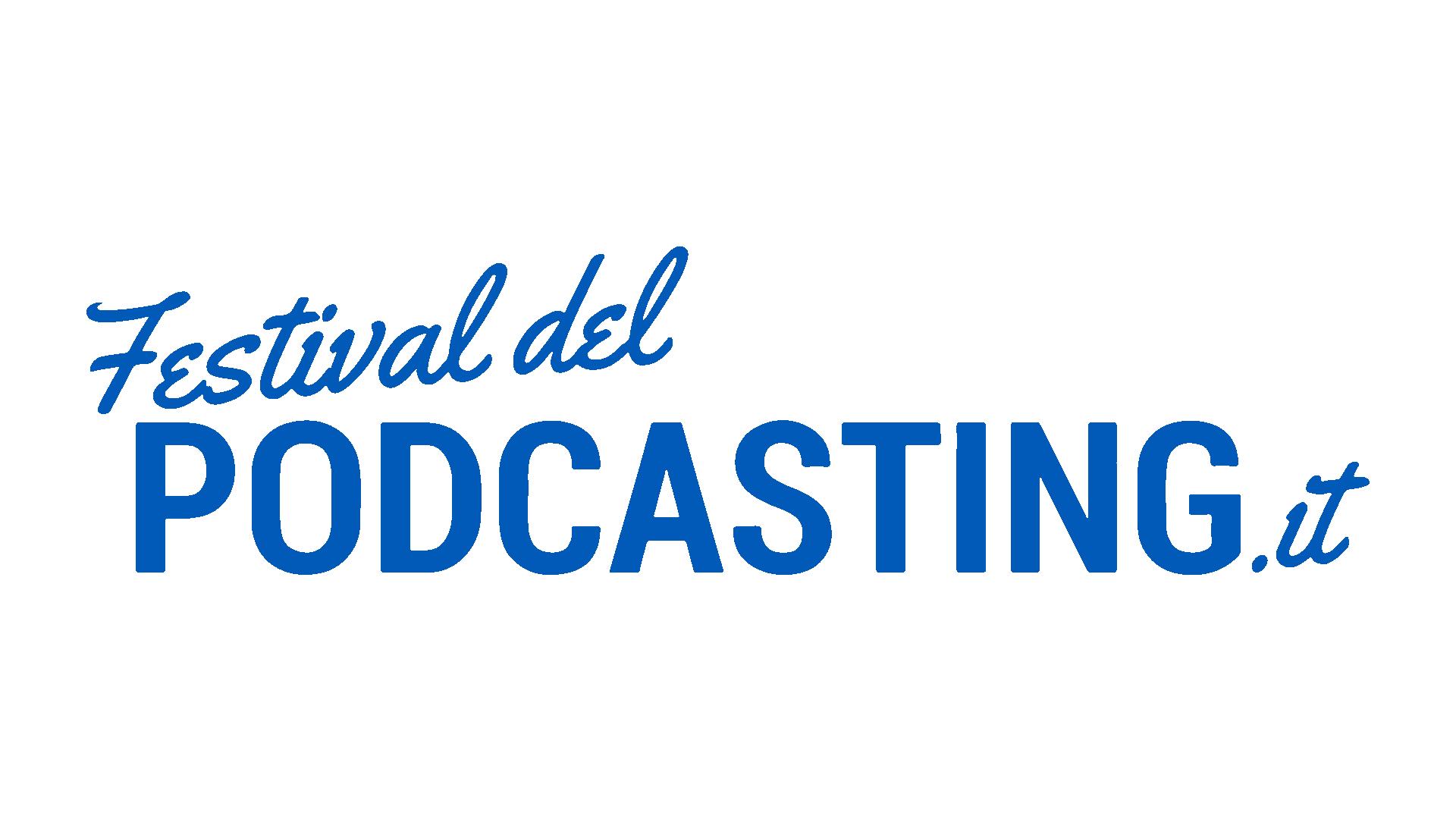 Festival del podcasting- logo