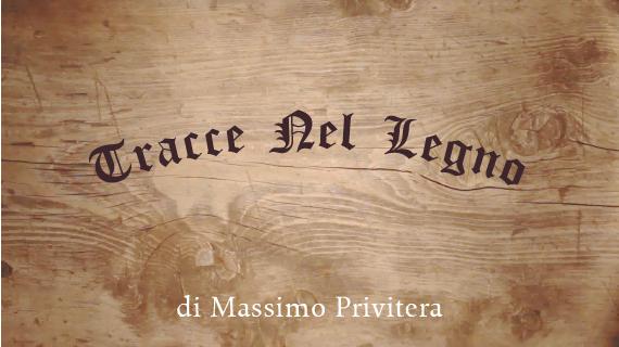 Tracce nel legno- logo