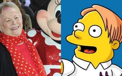 """Morta la storica doppiatrice di Minnie: ripercussioni anche su """"I Simpson""""?"""
